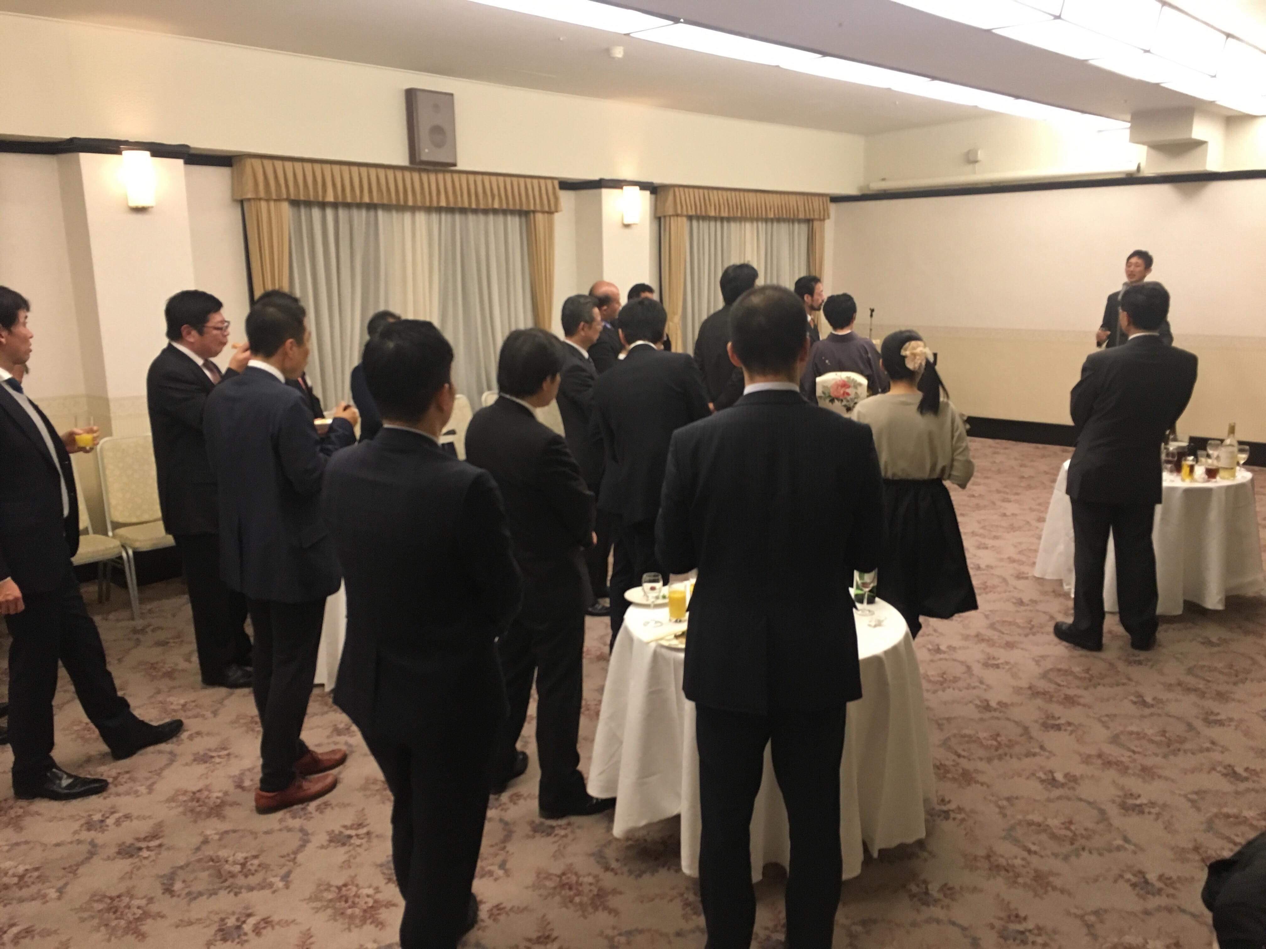千代田区倫理法人会イブニングセミナーでの講演 20180222