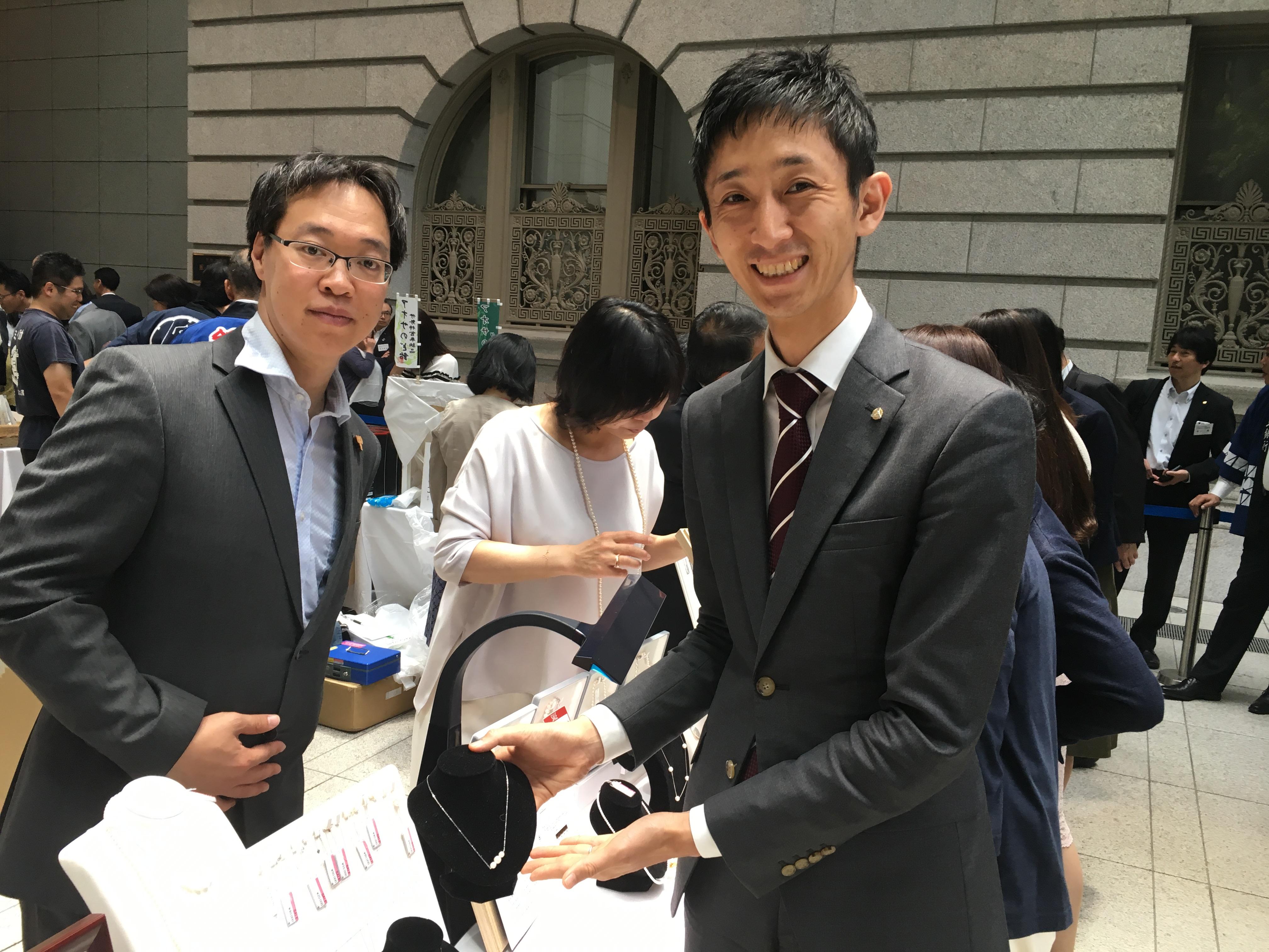 2018年5月17日 三重県の名産品が東京に集まる!